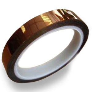 Kapton Tape 15mm x 33m High temperature & Low Static-0