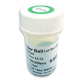 PMTC BGA Solder Balls 0.2mm to 0.76mm - Leaded Sn63Pb37-0