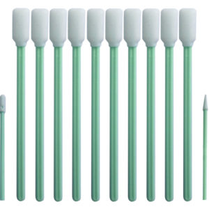 Anti-Static Foam Swabs for cleaning BGA/PCB 30 Swabs (CM-FS712/CM-FS742/CM-FS750 CleanTip)-0