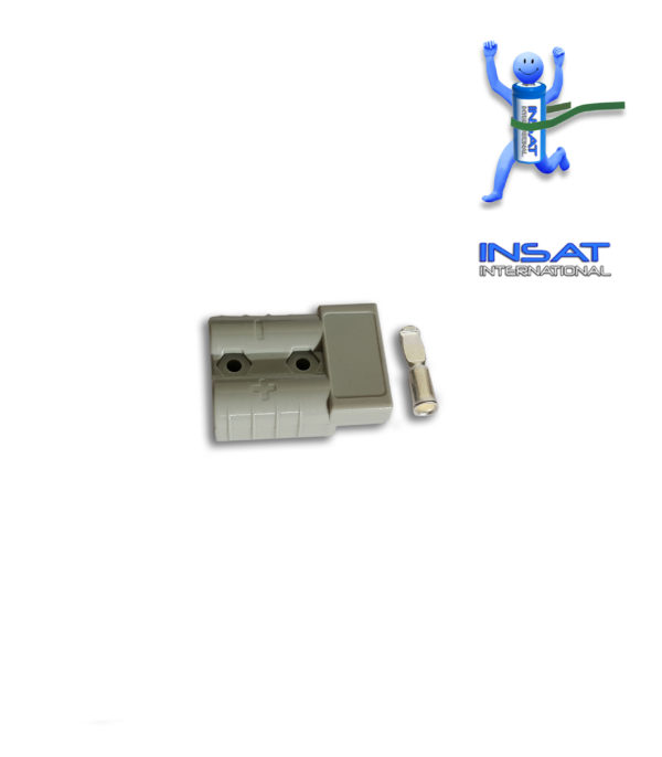 Anderson Type Plug and Socket (Pair) 50A, 175A, 350A 600V-298
