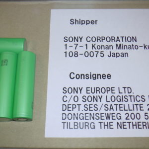 Sony US18650-VTC4 2100mAh 30A Genuine Stock-0