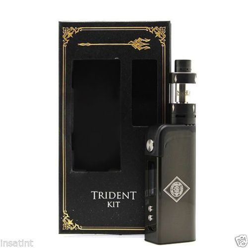 Genuine Council of Vapor - Trident 60w Box Mod Kit - NEW & SEALED-331