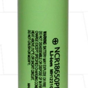 Panasonic NCR18650PF 2900mAh Li-ion Battery Flat-Top Unprotected 10A Cell-0
