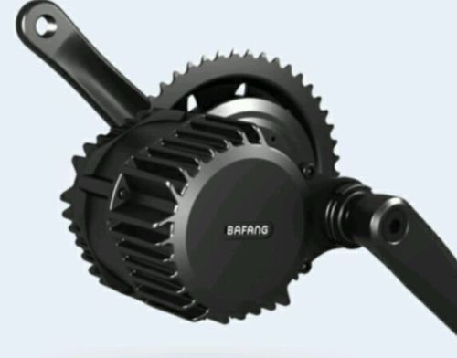 Bafang Mid-Drive Electric Bike Kit - BBS-01, BBS-02, BBS-HD-0