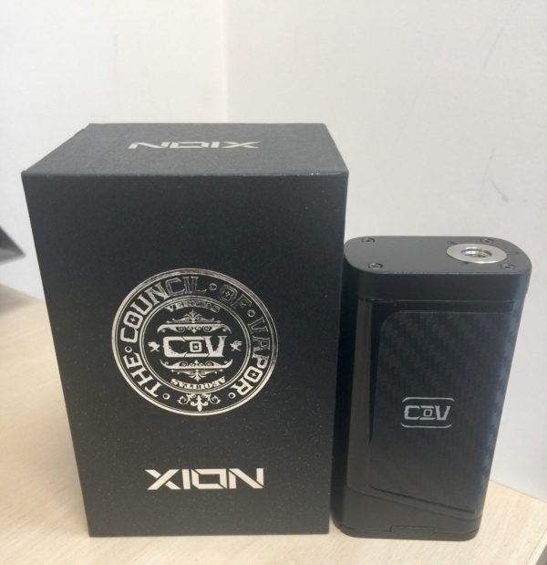 Council of Vapor XION 240W TOUCH SCREEN Box Mod - Genuine-391